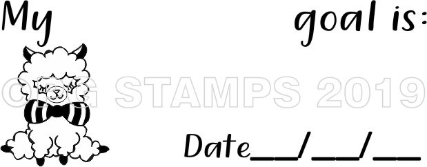 LLAMA 4 - Goal Setting teacher stamp
