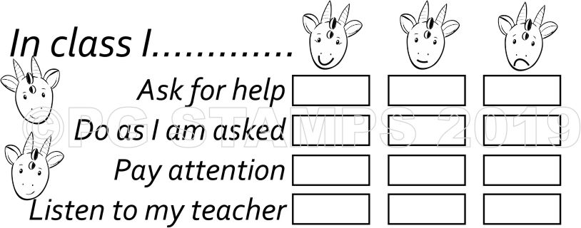 SELF ASSESSMENT 4 - self inking stamp