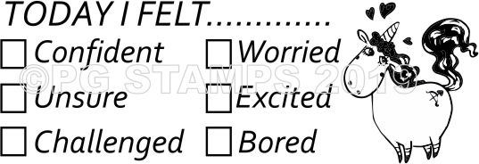 SELF ASSESSMENT 6 - self inking stamp