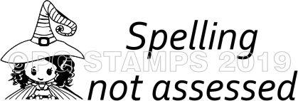 WIZARD 8 - Self inking teacher stamp