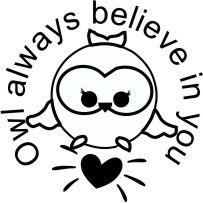 OWL 25 Circular motivational