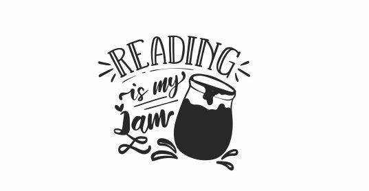 READING 2 - Reading Is My Jam Teacher Stamp