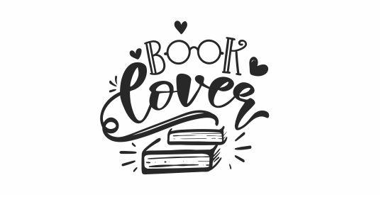 READING 5 - Book Lover Teacher Stamp