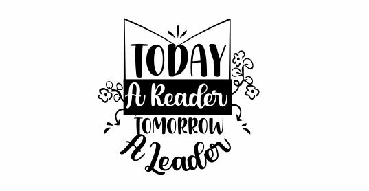READING 7 Today A Reader..Tomorrow A Leader