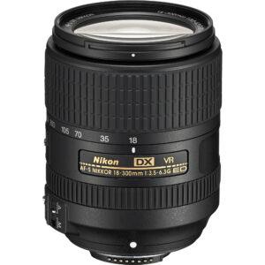 Nikon_AF-S_18-300mm_f3.5-6.3_G_ED_DX_VR_Lens