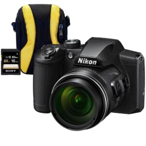 Nikon_Coolpix_B600_Digital_Camera_with_Bag_&_16GB_SD_Memory_Card
