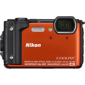 Nikon_Coolpix_W300_Waterproof_Camera_Orange