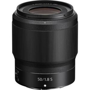 Nikon_Z_50mm_f1.8_S_Lens
