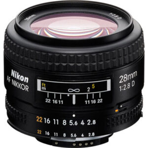 Nikon_28mm_f2.8_AF_Lens