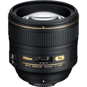 Nikon_AF-S_85mm_f1.4_G_N_Lens