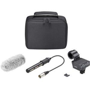 Sony_XLR-K2M-XLR_Adapter_Kit_with_Microphone