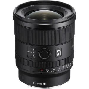 Sony_FE_20mm_f1.8_G_Lens