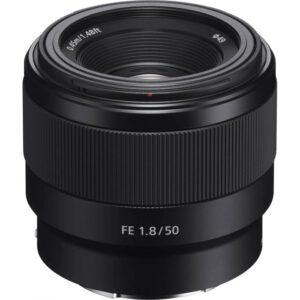 Sony_FE_50mm_f1.8_Lens