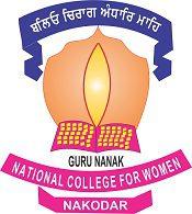 Guru Nanak National College for women Nakodar