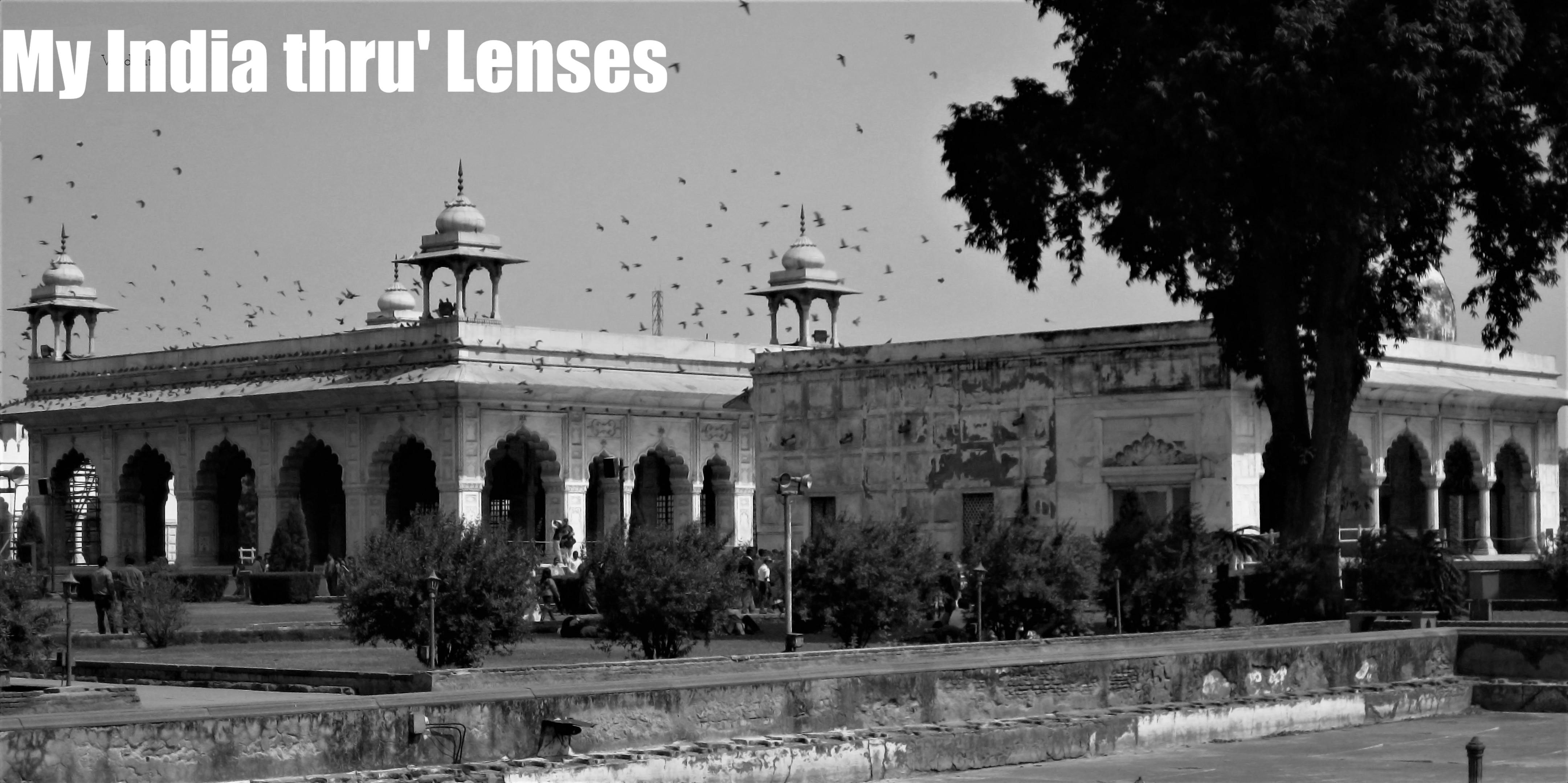My India thru' Lenses