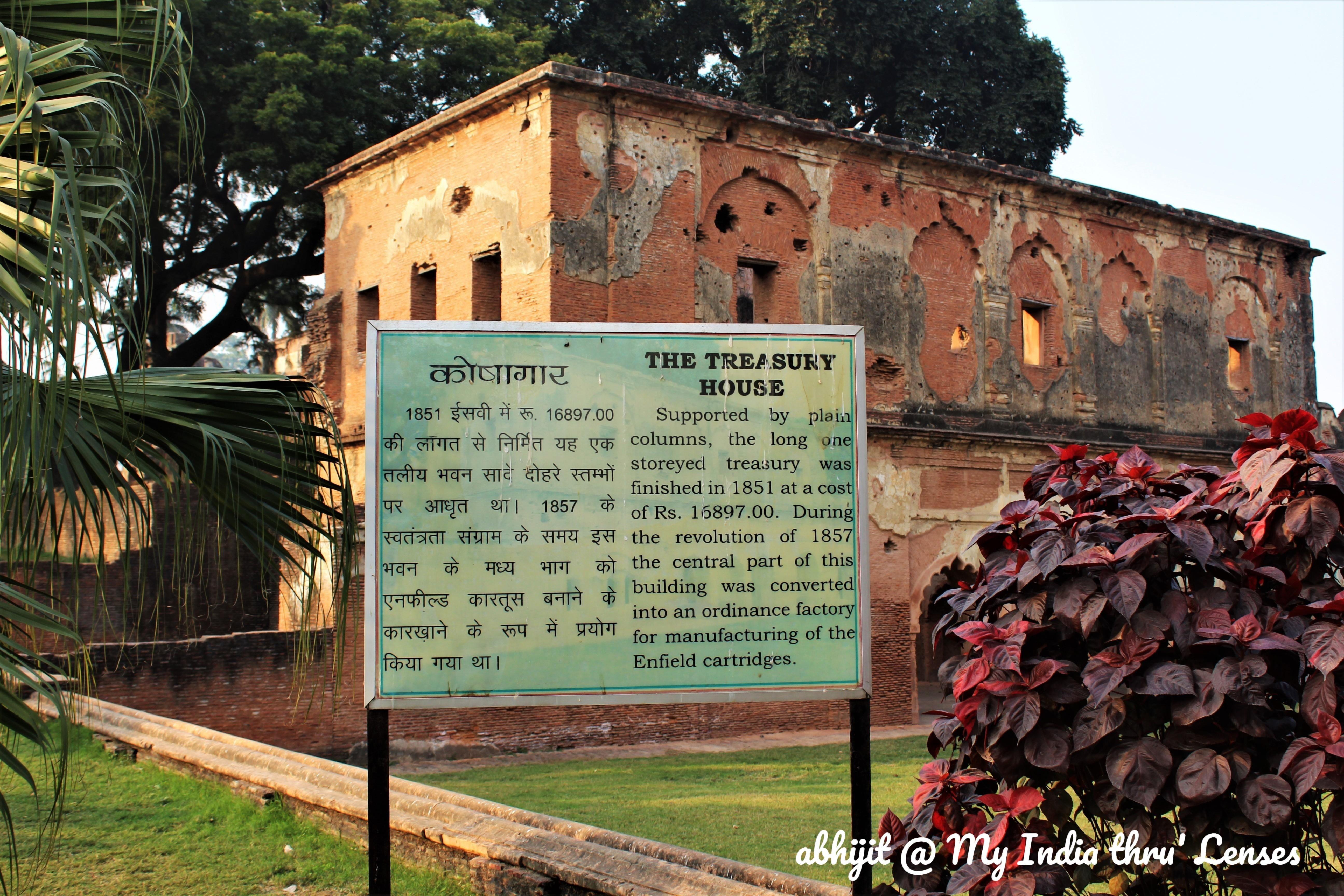 The Treasury House