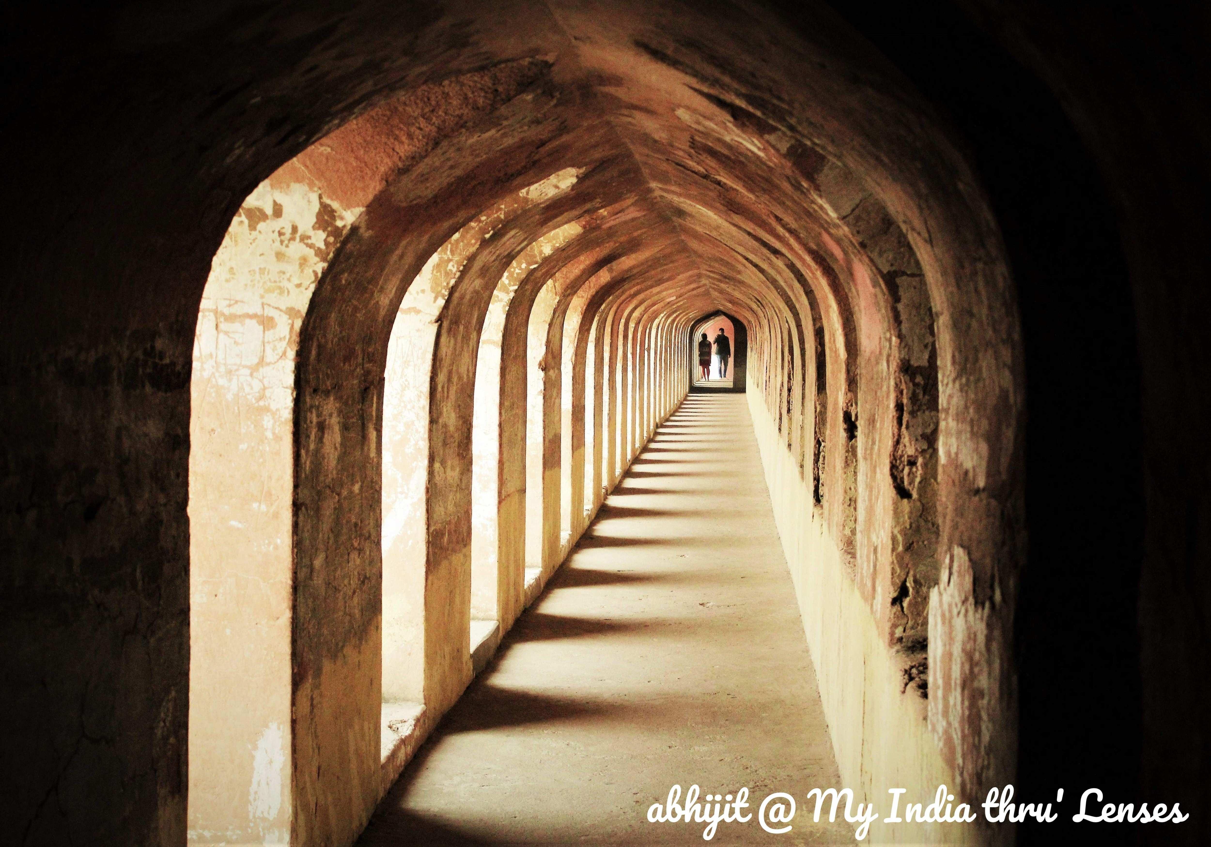 Bhoolbhulaiya (The Labirynth), Lucknow