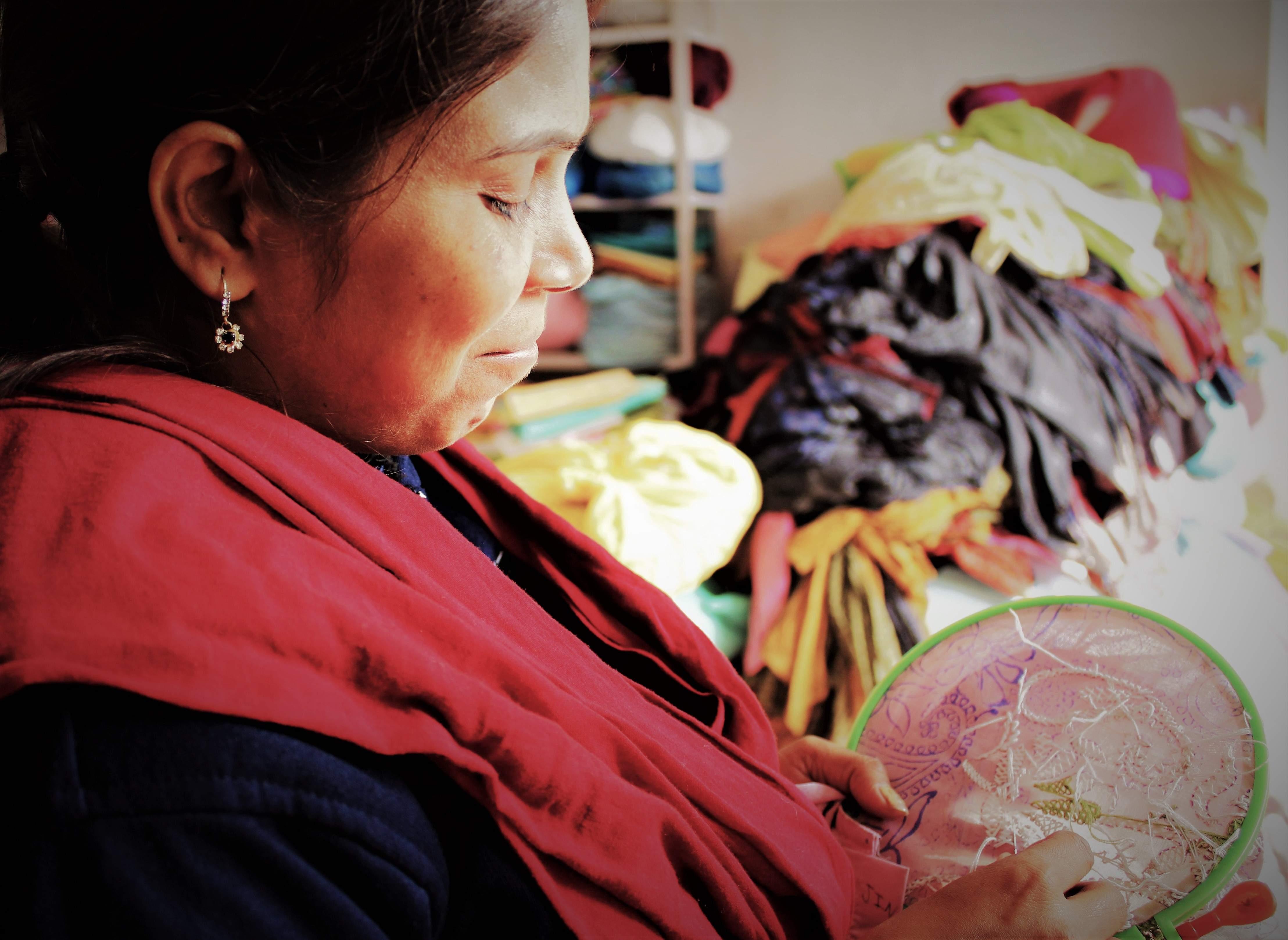 Chikankari - The Traditional Embroidery Work