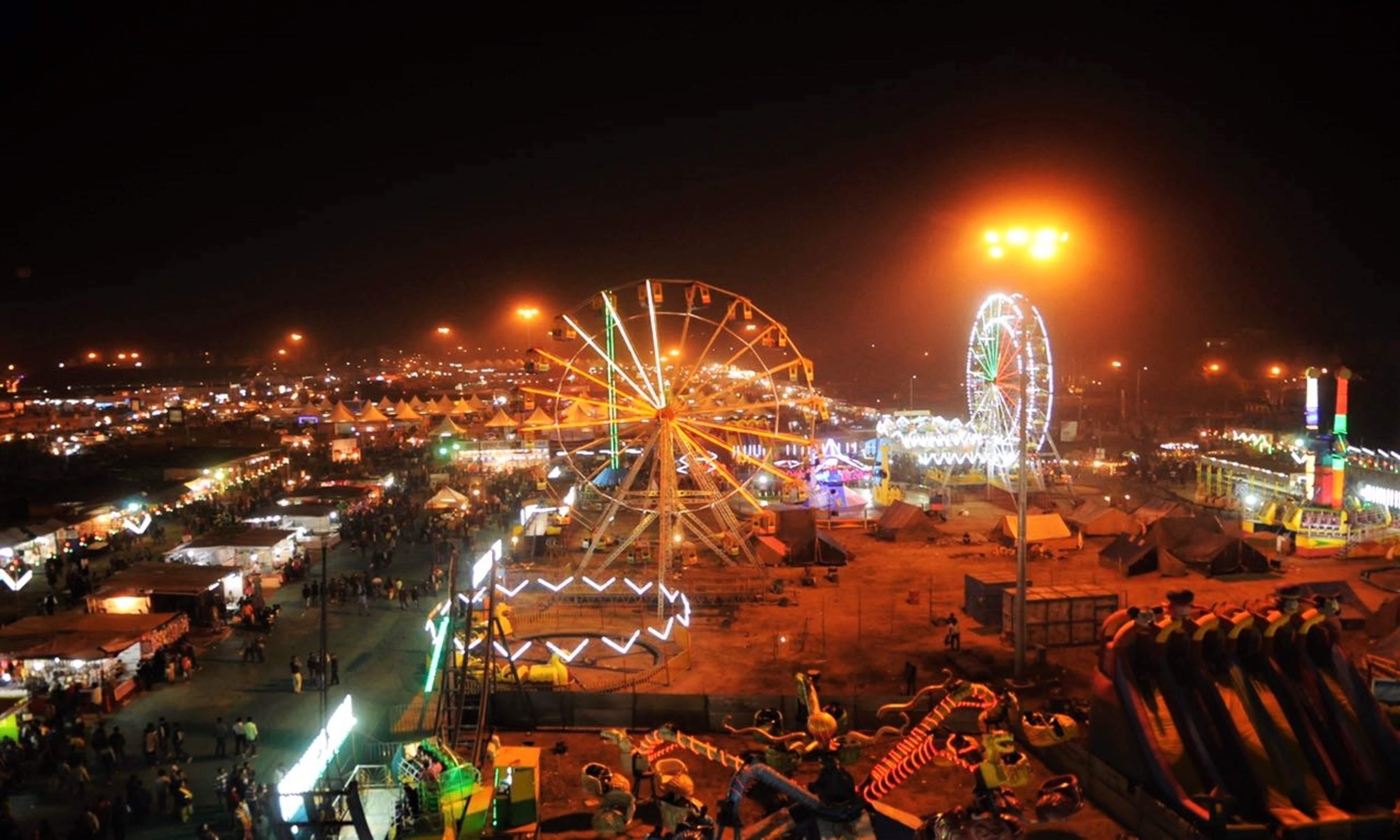 A Glimpse of Lucknow Mahotsava (www.lucknowmahotsav.in)