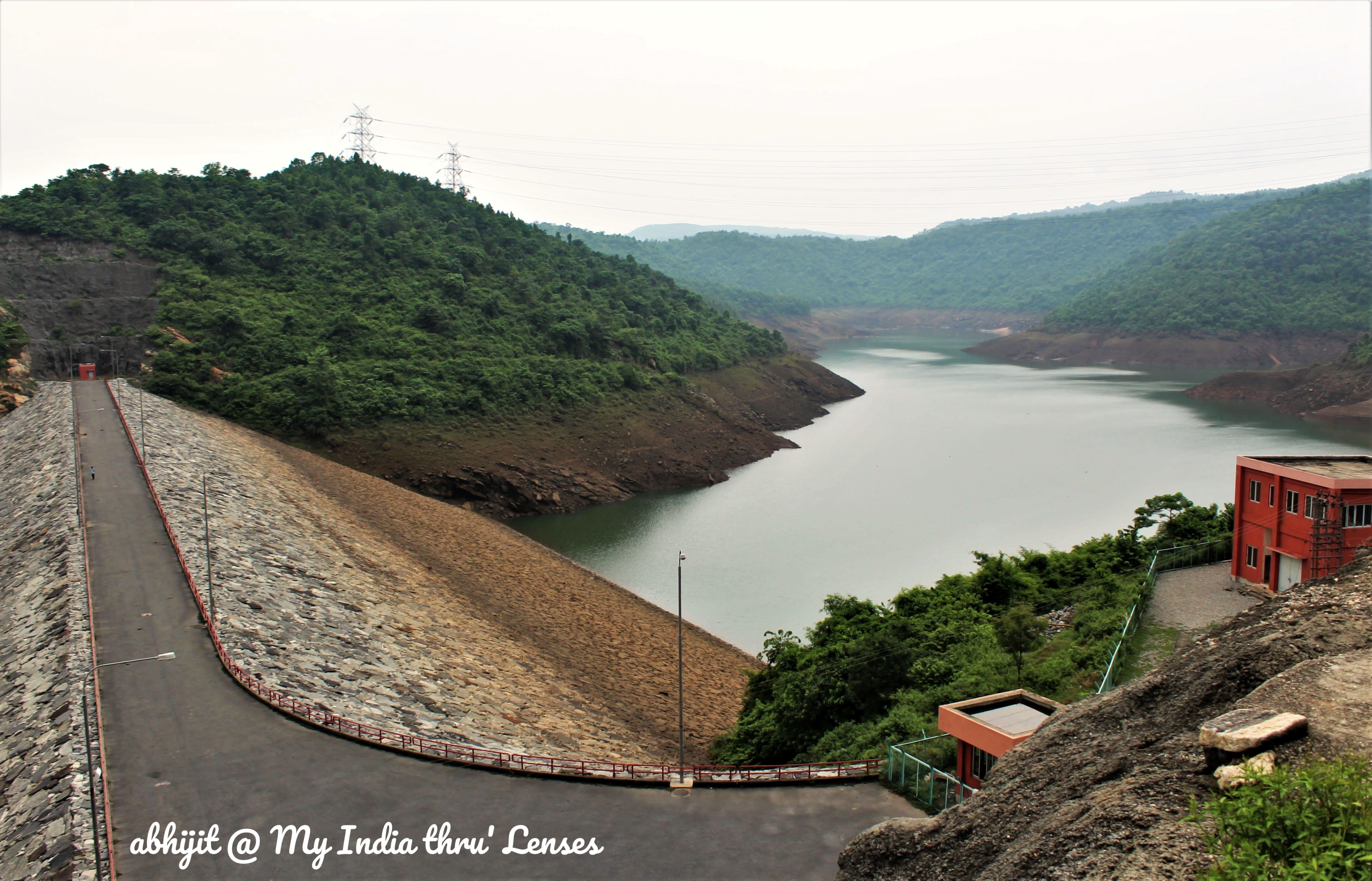 Lower Dam - Ajodhya Pahar