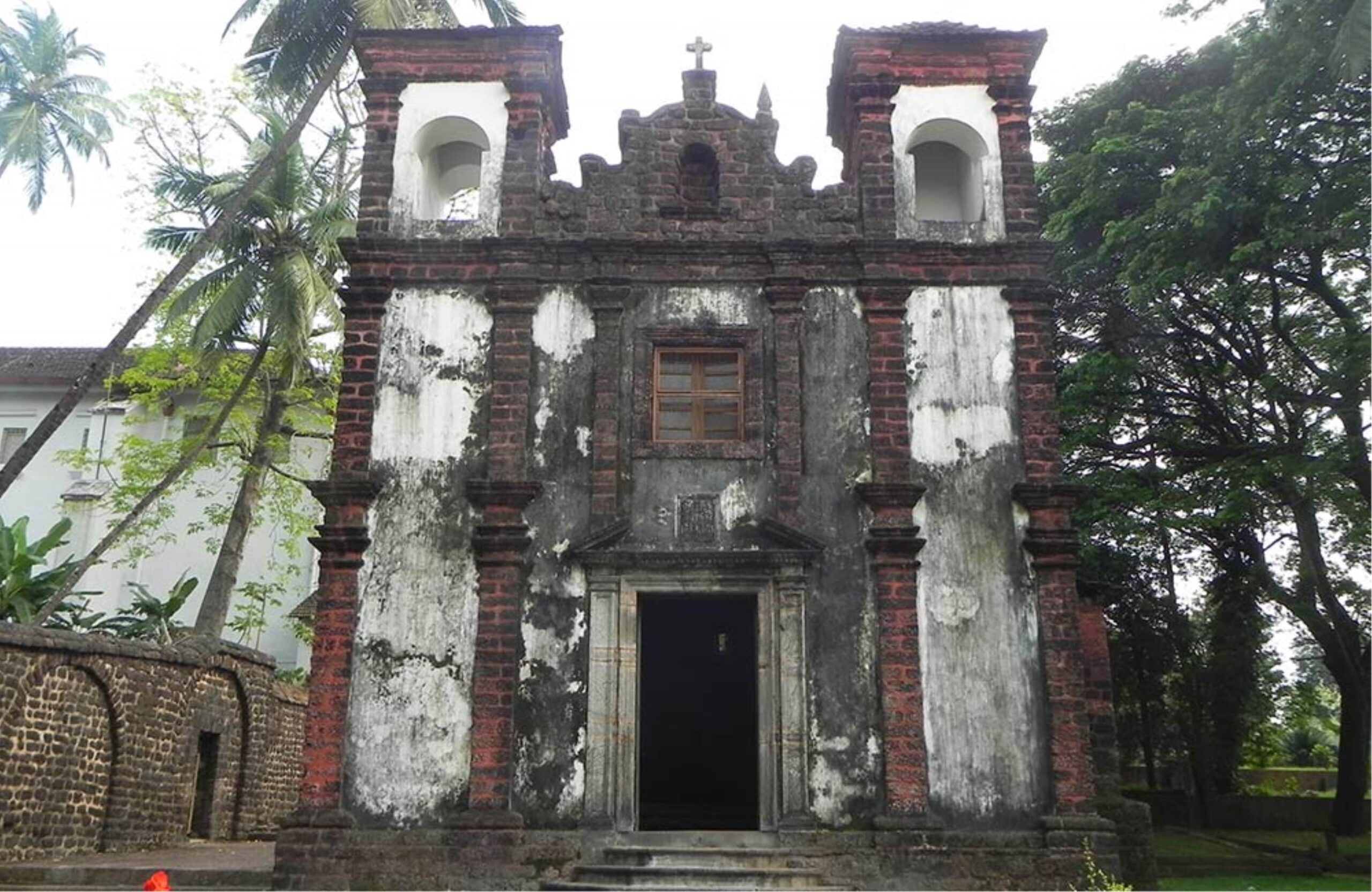 Chapel of St. Catherine: A UNESCO World Heritage Site   PC - fabhotels.com