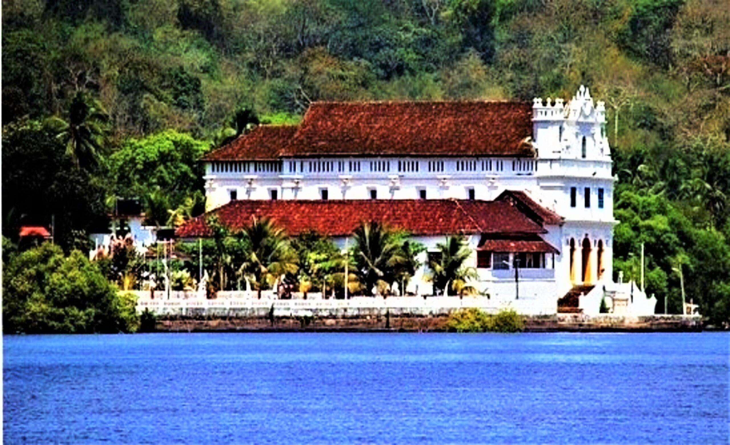 Church of Our Lady of Penha de Franca   PC - goaweddingvenues.com