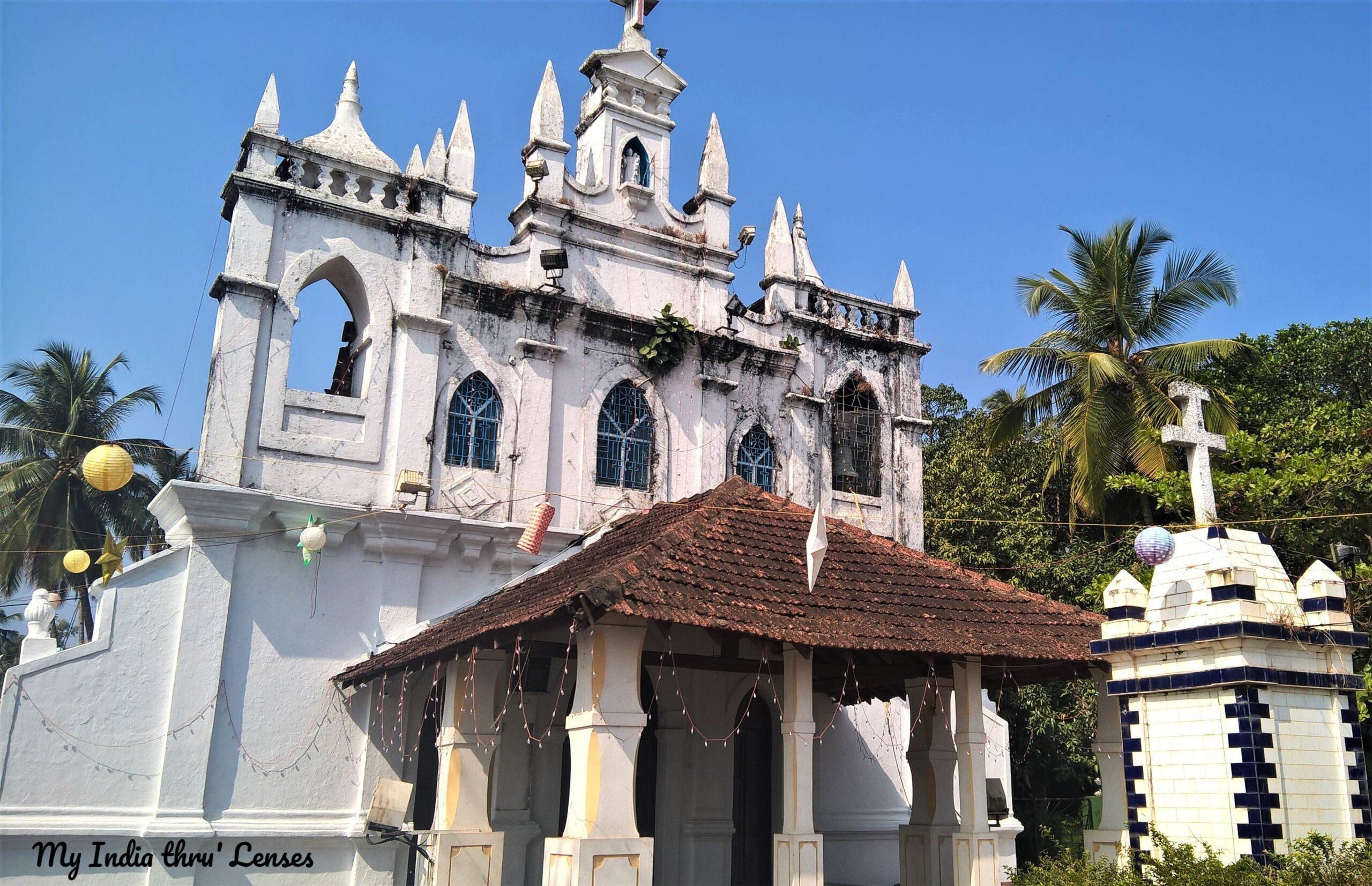 Sao Jacinto Church