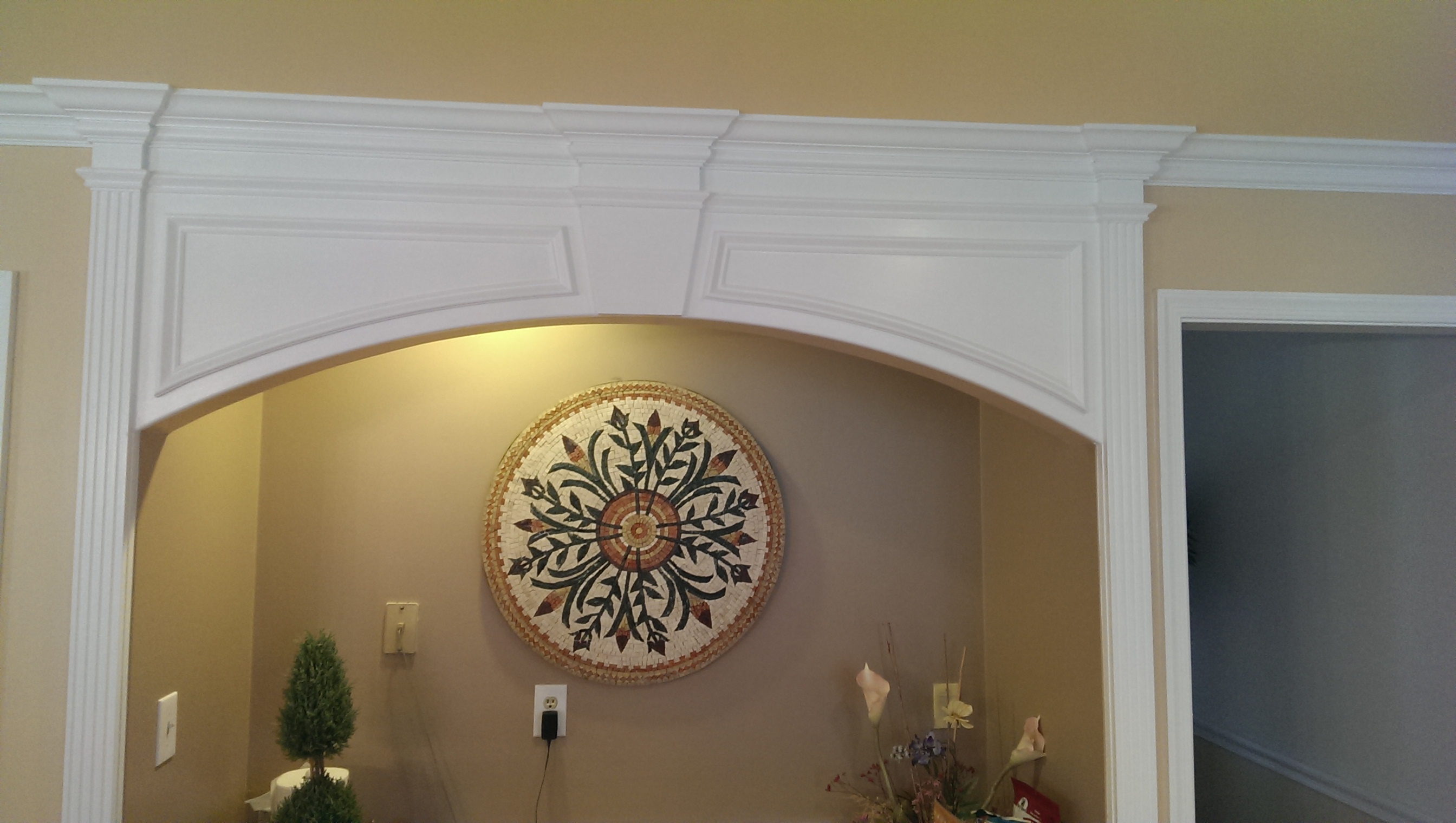 Arch Moldings