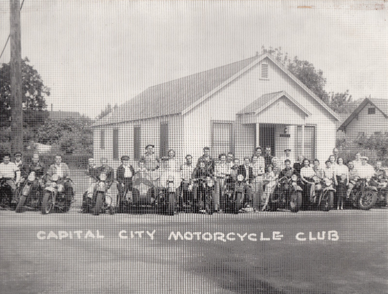 Photo of the Capital City Motorcycle Club