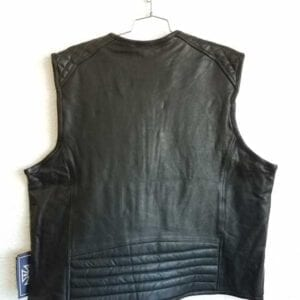 Club Vest with padded shoulders and design