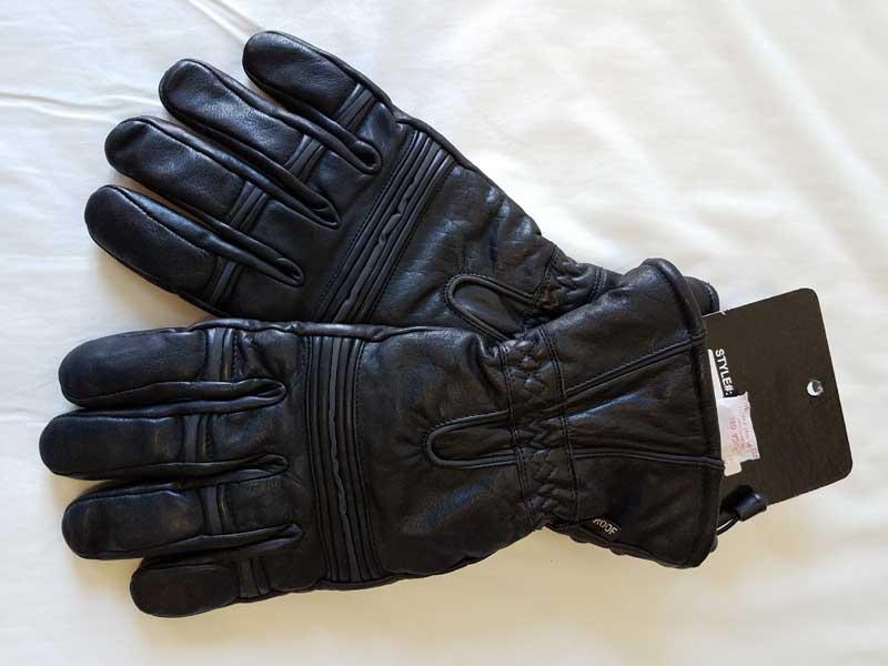 Gauntlet thick gloves