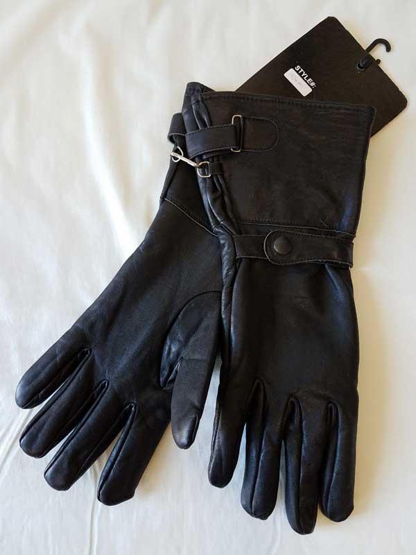 Gunlet Glove Black with Clip