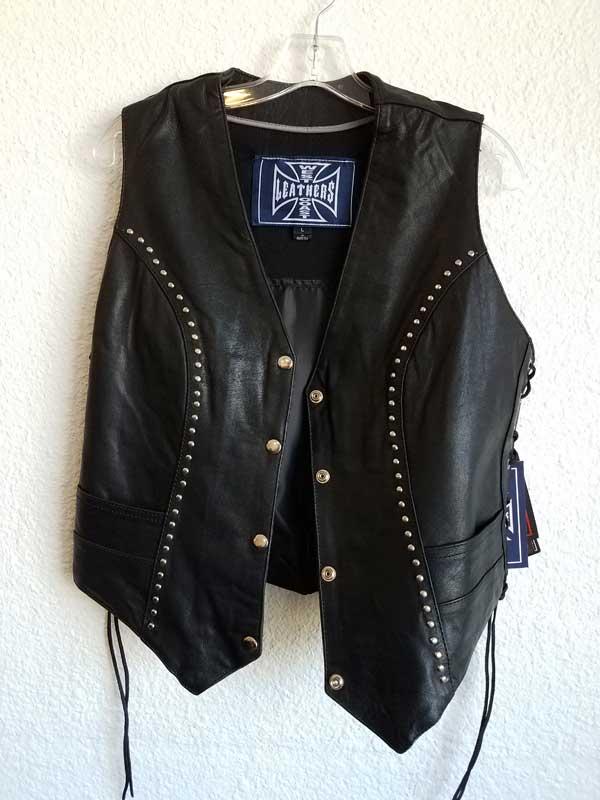 Women's Studded Vest