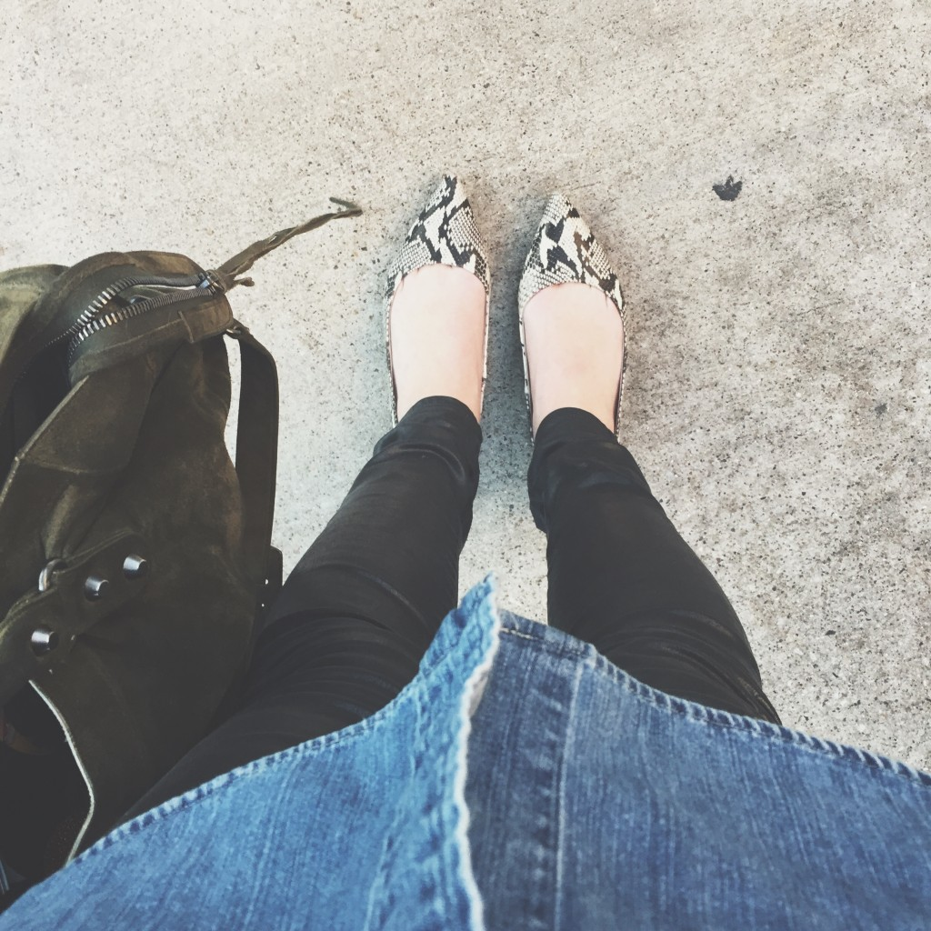 Trending | Pointed Flats