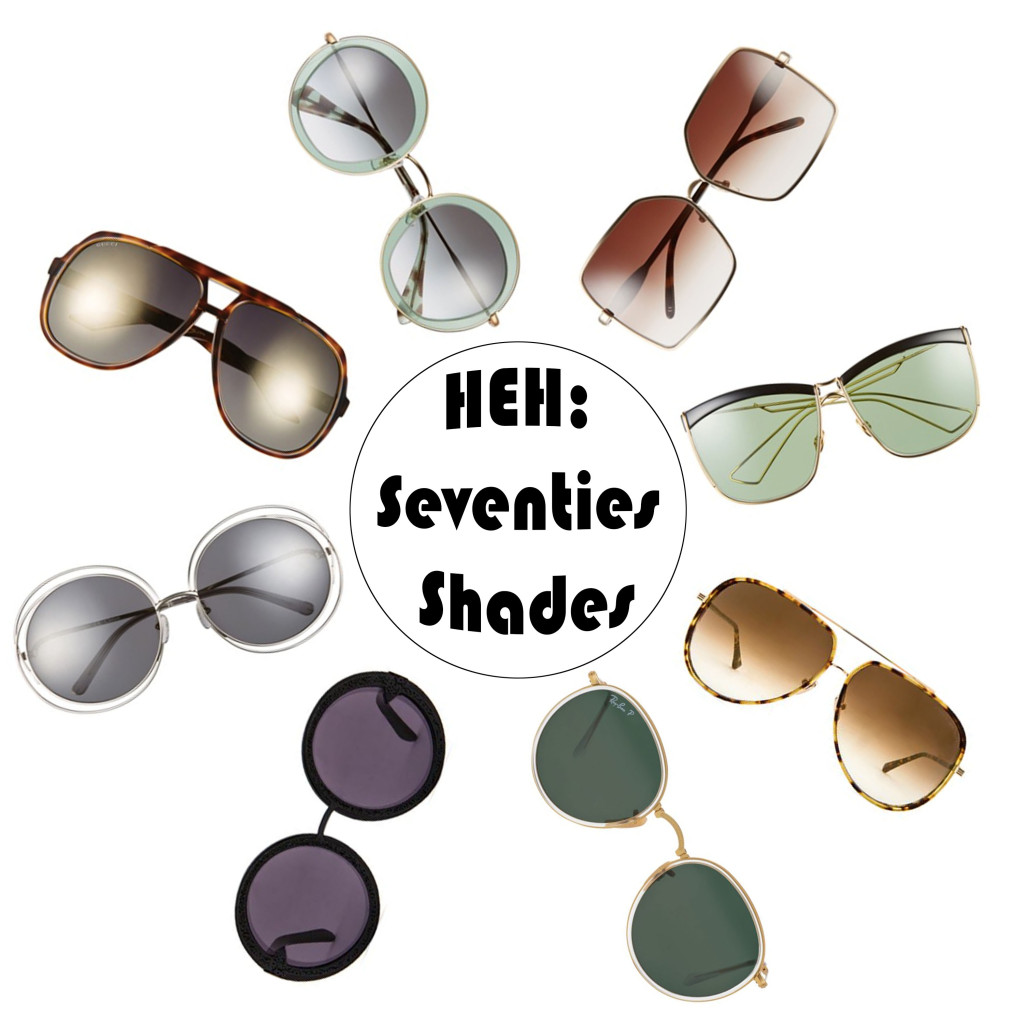 high end hippie seventies shades
