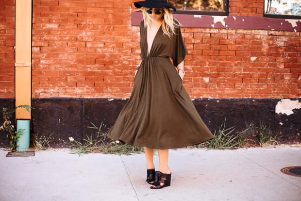 nastygal dress high end hippie