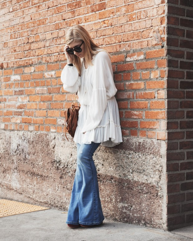 free people dress and flares