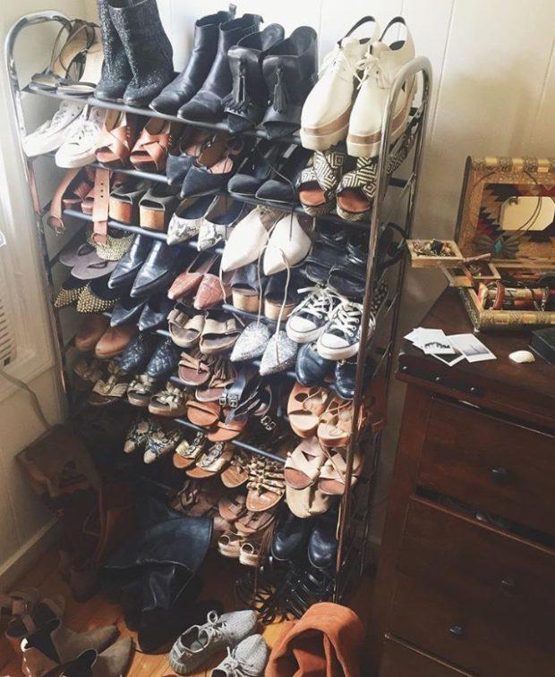 closet clean out high end hippie