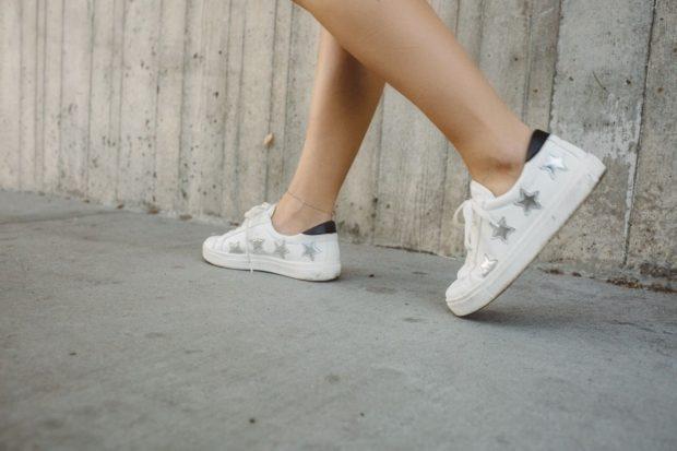 topshop star sneakers