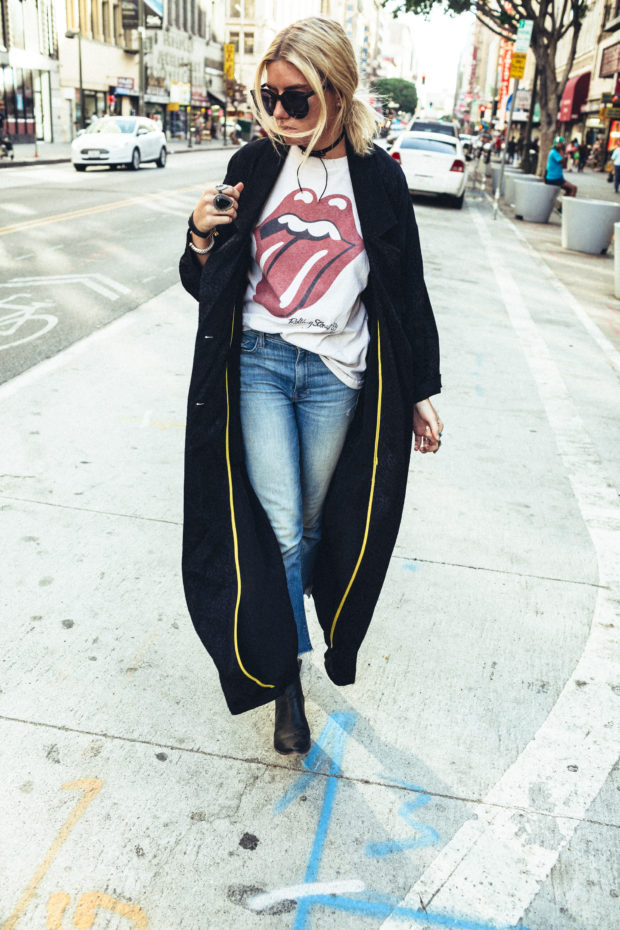 duster-and-rolling-stones-tee
