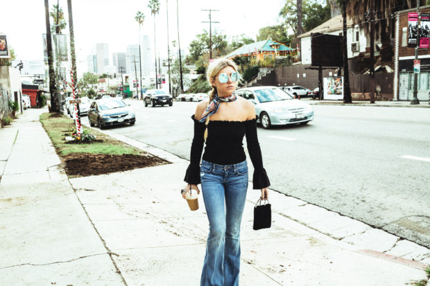 flares-and-off-the-shoulder-top-nastygal
