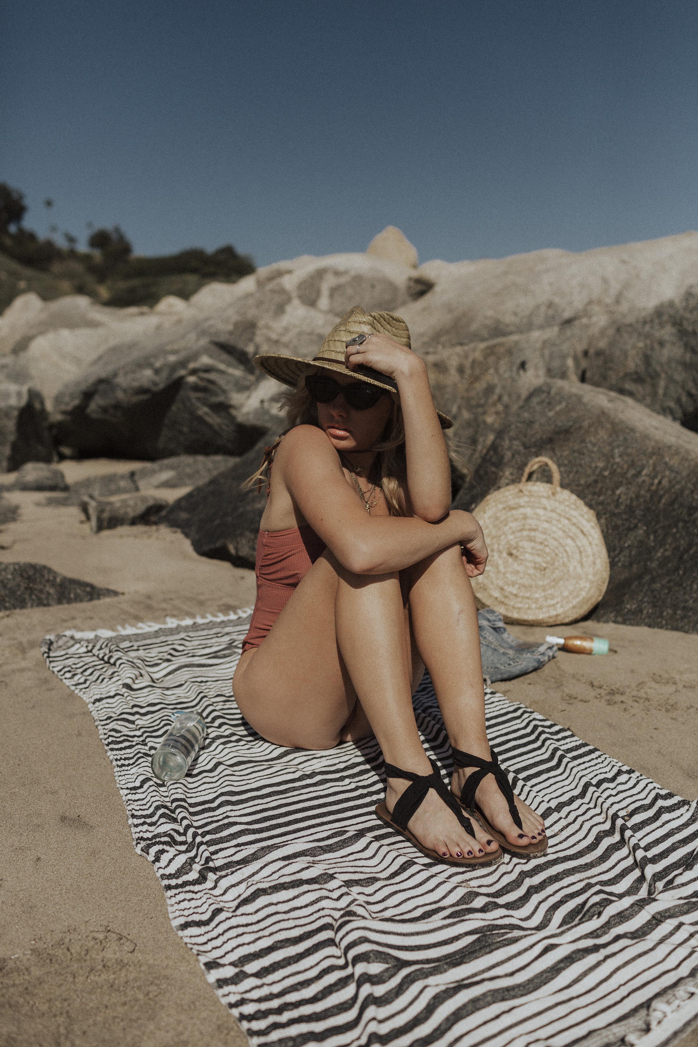 Beach Days with Sanuk