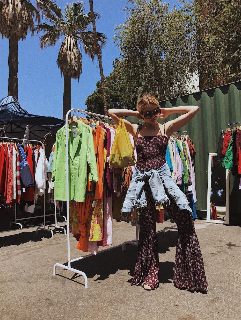 Flea Market & Vintage Tips