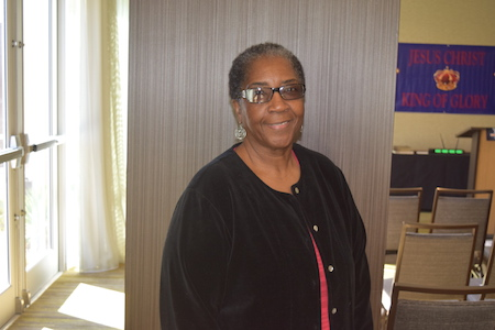 Minister Jacquie Whitaker