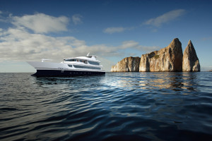 Ecoventura is now taking bookings for MV Origin's inaugural cruise Jan. 3, 2016.
