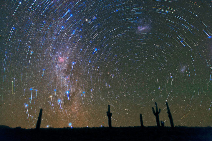 The tour operator Say Hueque takes guests through San Pedro de Atacama, said to be the best place in the world to view the uncompromised brilliance of the night sky.