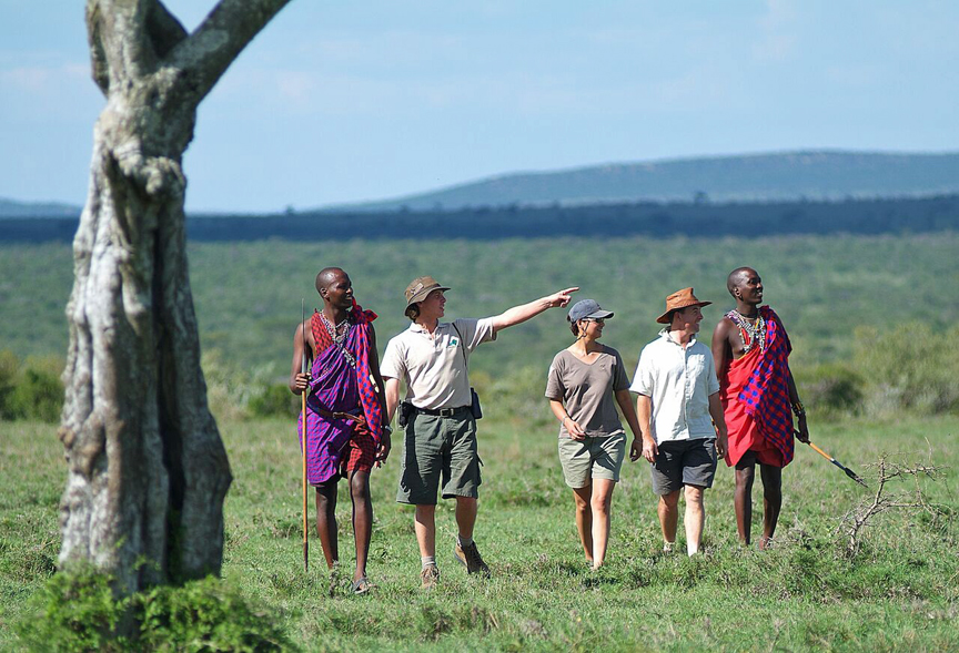 You can win a 7-day/6-night safari, offered by Natural Habitat Adventures, to the famed Maasai Mara National Reserve in Kenya World in a sweepstakes from the World Wildlife Fund aims to raise public awareness of conservation efforts.