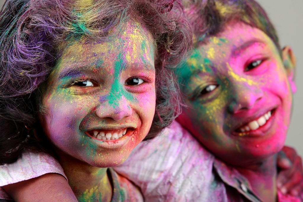 World Spree Travel's 12-day Incredible India tour includes the colorful Holi Festival (photo courtesy of World Spree Travel).