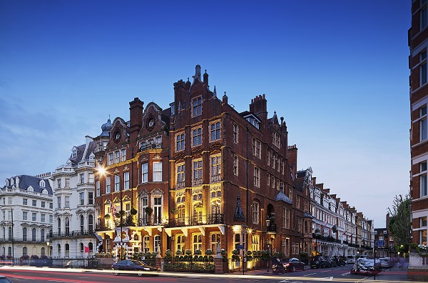 "The Milestone Hotel is featured in Insight Vacations®, ""The British Royale,"" an elegant foray into British high society."