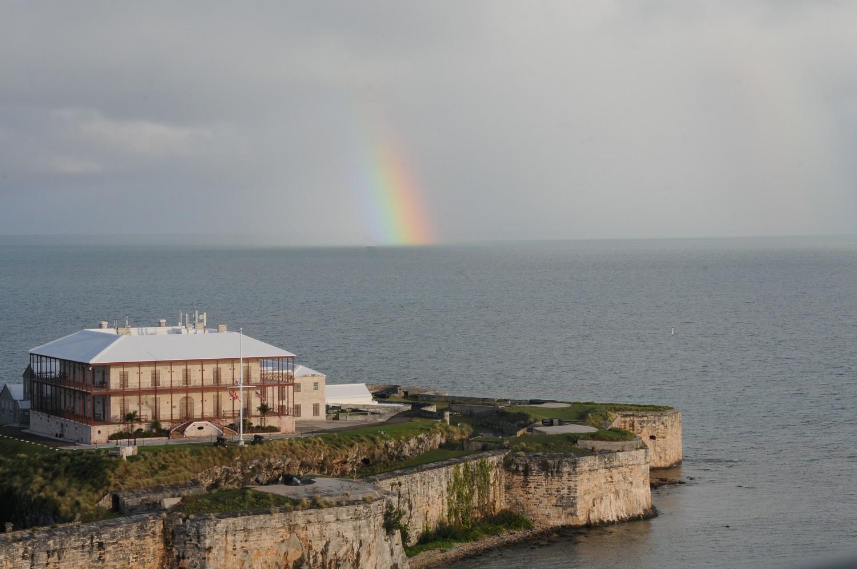 Bermuda. The Hamilton Princess & Beach Club offers a new sailing camp © 2016 Karen Rubin/news-photos-features.com